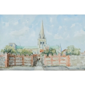 Chichester Cathedral Signed Limited Edition Giclee Print