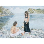 Lulworth Cove, Dorset Signed Limited Edition Print*