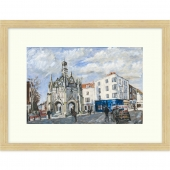 Chichester Cross Signed Limited Edition Framed Giclee Print