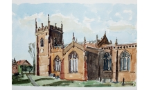 Kineton Church, Warwickshire SOLD