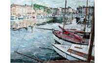 Honfleur. France SOLD