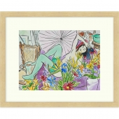 A Quiet Moment Signed Limited Edition Framed Giclee Print